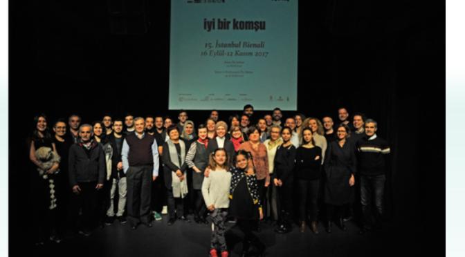 Phileas, 15. İstanbul Bienali'ni destekliyor