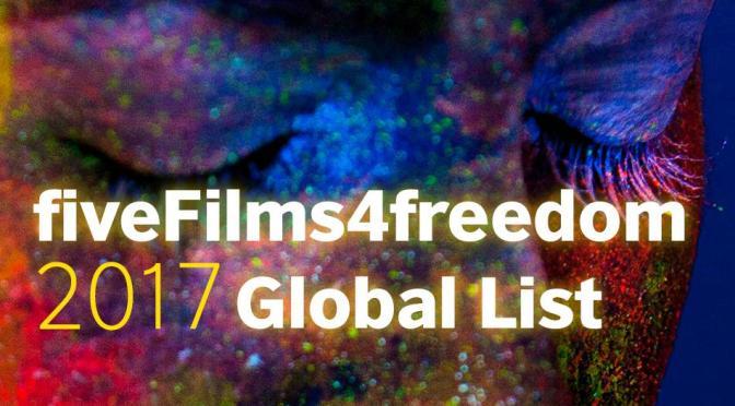 British Council'dan fiveFilms4freedom için açık çağrı