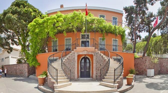 [İş İlânı] Köşk Müdürü (Özel İzmir Türk Koleji)