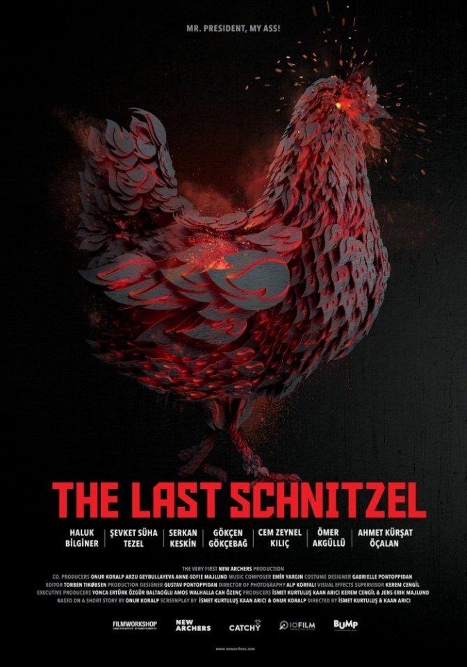 !f 2017'de gösterilmesi plânlanan Son Şnitzel, bakanlık tesciline takıldı