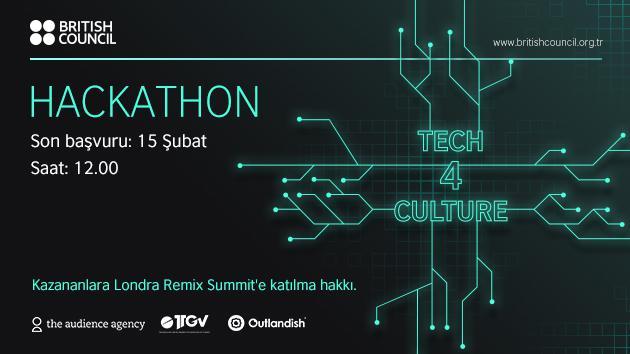 British Council'den Hackathon: Kültür sektörü için dijital adımlar