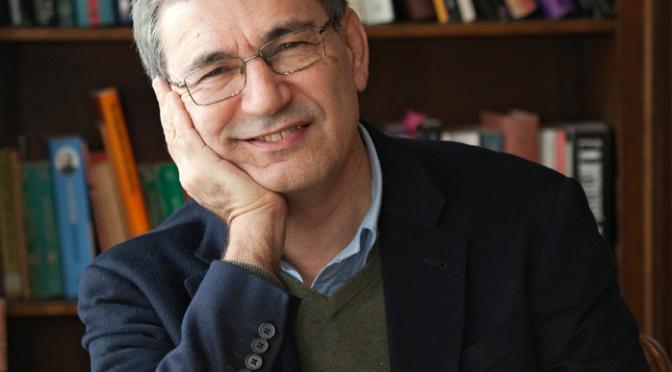 Orhan Pamuk'aSt.Petersburg Üniversitesi'nden şeref doktorası