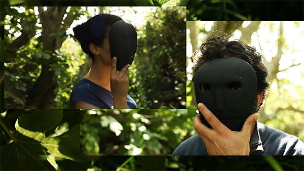 Ve yine de maskem kudretli, Alt Sanat Mekânı'nda