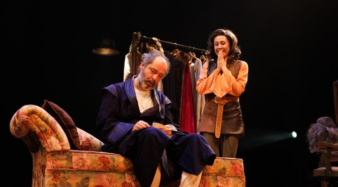 Devlet Tiyatroları-Sabancı Uluslararası Adana Tiyatro Festivali başlıyor