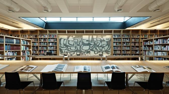 Vitali Hakko Kreatif Endüstriler Kütüphanesi 5 yaşında