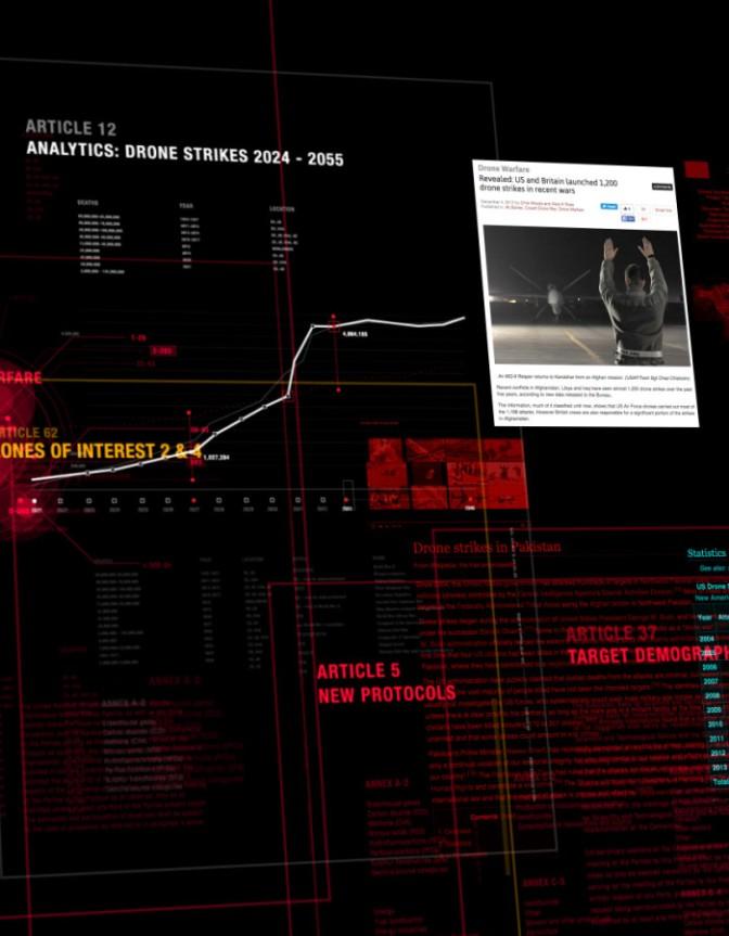 """Audint'in """"Upload=Delphic Panaceas"""" sergisi Zorlu PSM'de"""