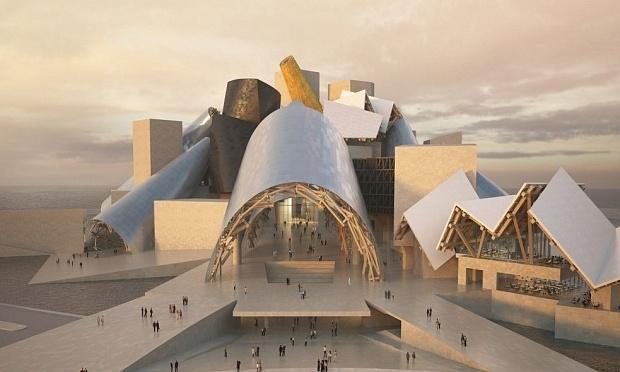 Guggenheim Abu Dhabi projesi riskli mi?