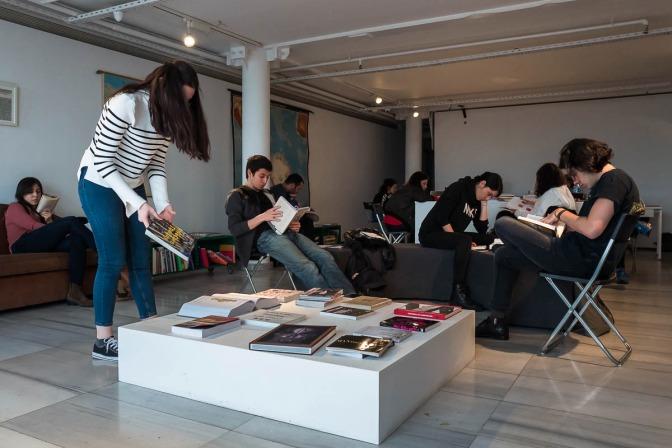 İstanbul Tasarım Bienali'nden Okuma Odası sohbetleri