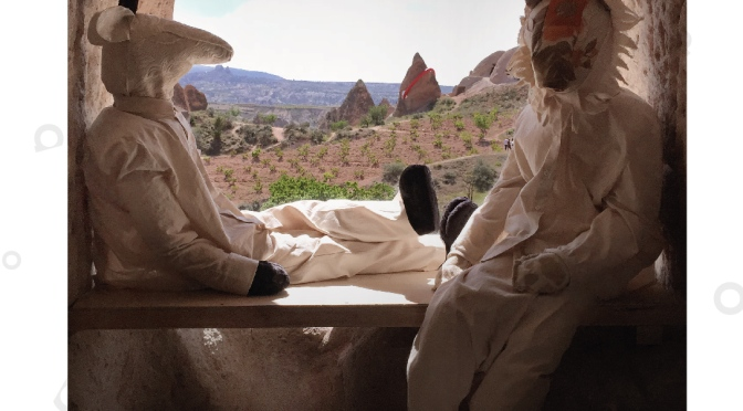 Cappadox'un çağdaş sanat programında yer alan isimler belli oldu