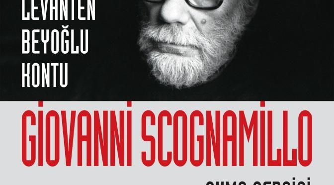 """TÜRVAK'ta Giovanni Scognamillo """"Türk Sinemasının Levanten Beyoğlu Kontu"""" sergisi"""
