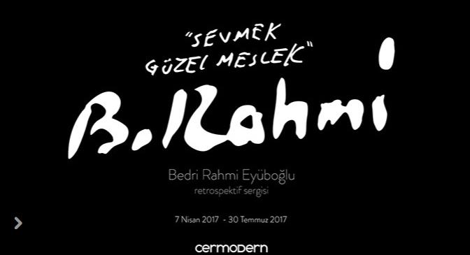 Bedri Rahmi Eyüboğlu Retrospektifi