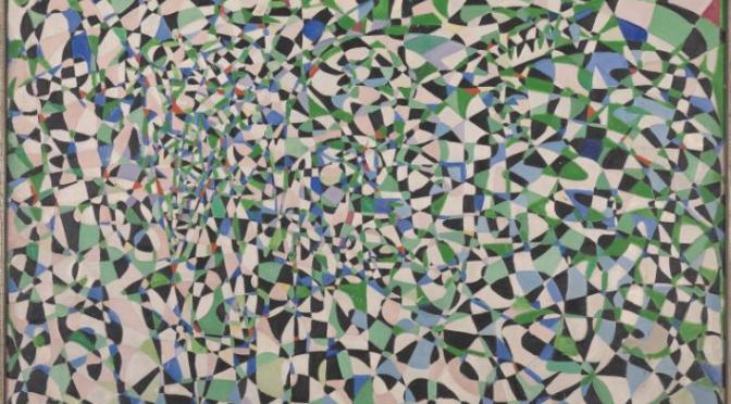 Tate Modern, Fahrelnissa Zeid'ın retrospektifine ev sahipliği yapıyor