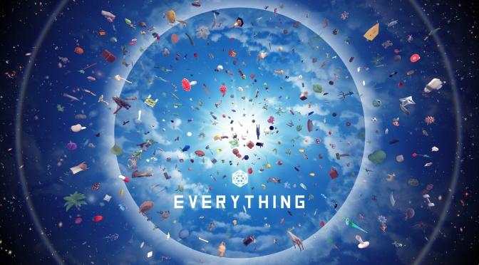 "Digi.logue'un yeni sergisi David OReilly imzasını taşıyan ""Everything"""