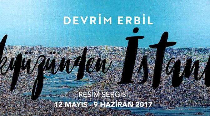 Gökyüzünden İstanbul, Mahall Bomonti Sanat'ta
