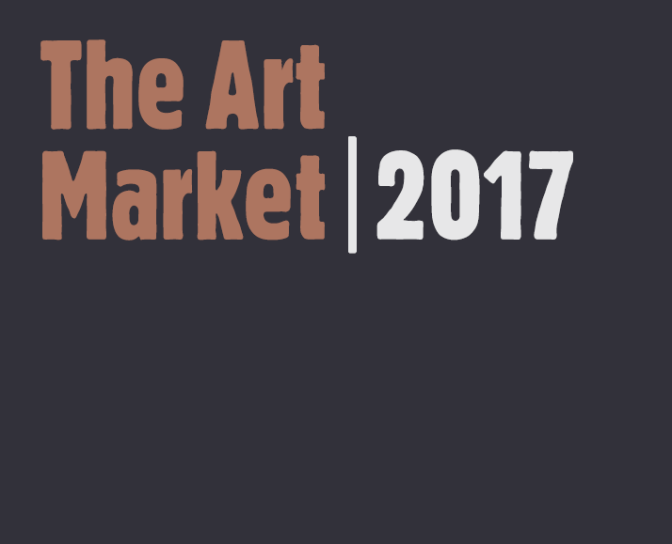 Art Basel, UBS işbirliği ile The Art Market 2017 raporunu yayımladı