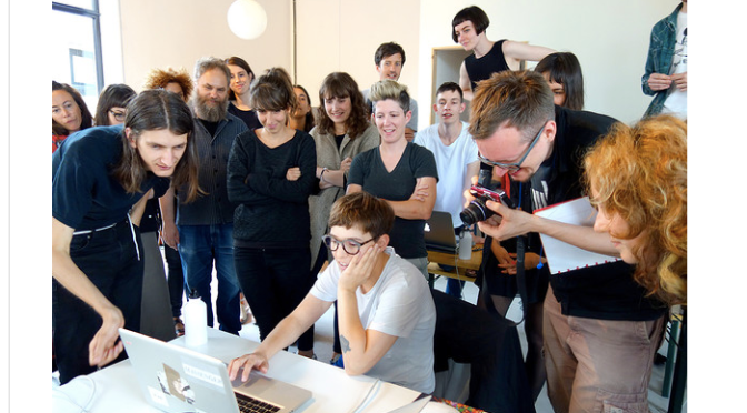 Hackers & Designers yaz kursu Amsterdam'da