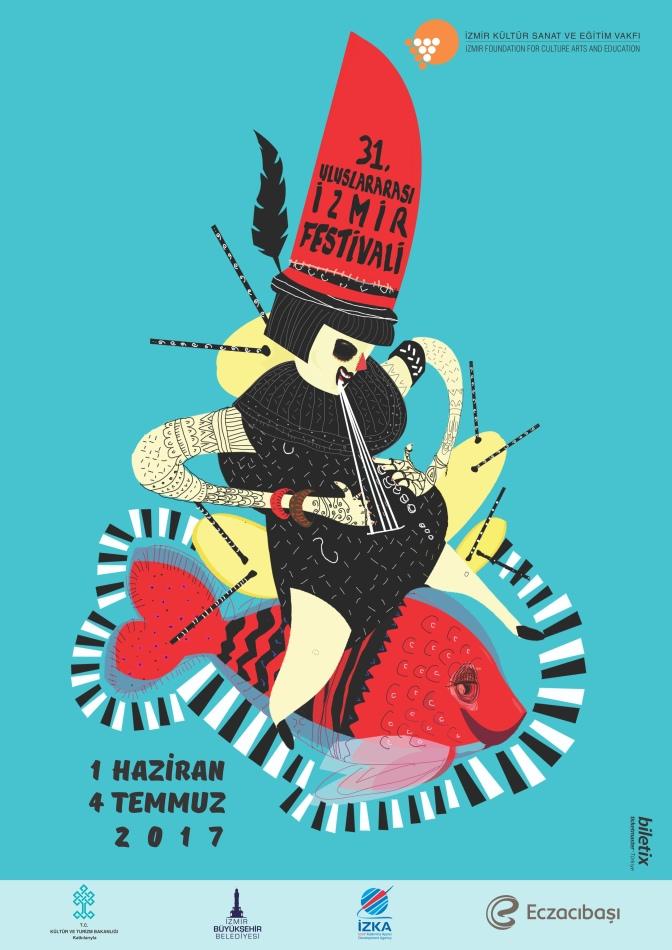 31. Uluslararası İzmir Festivali başlıyor