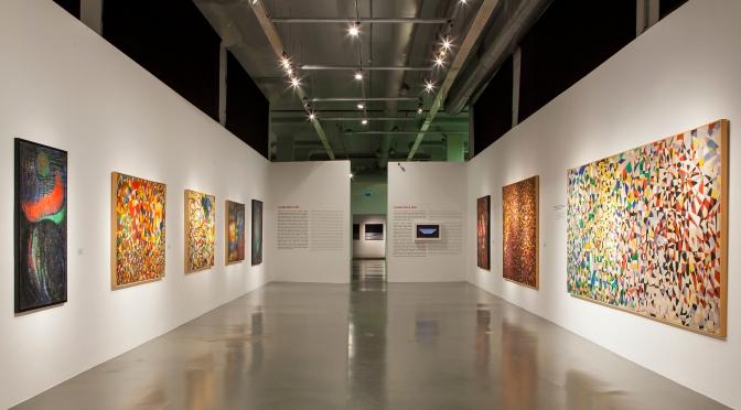 Fahrelnisa Zeid sergisi İstanbul Modern'de