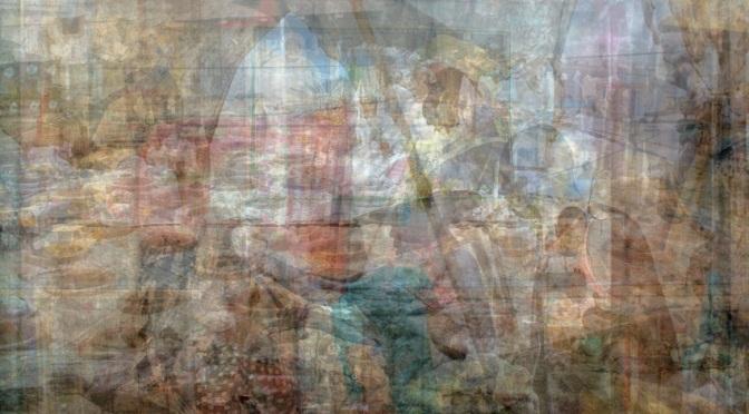 """Merve Ünsal """"Şimdi Uzaklardasın"""" ile Galerist'te"""