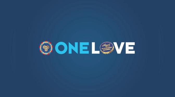 One Love Festival bu yıl gerçekleştirilmiyor