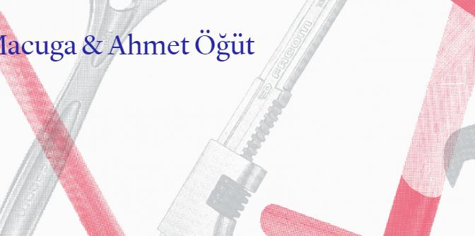 Ortak metodoloji: Ahmet Öğüt- Goshka Macuga