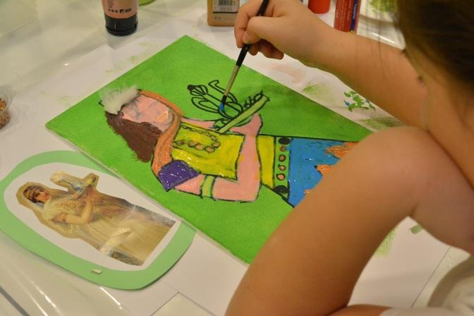 AKS Eğitim Yaz Sanat Atölyeleri başlıyor