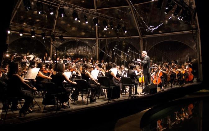 Türkiye Gençlik Filarmoni Orkestrası Avrupa turnesi öncesinde kampa giriyor
