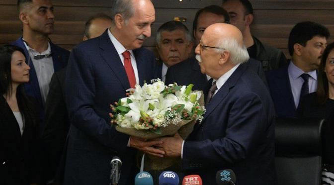 Yeni Kültür ve Turizm Bakanı Numan Kurtulmuş