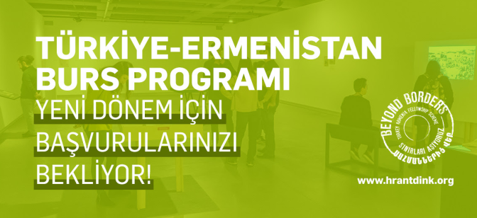 Türkiye-Ermenistan Burs Programı başvuruları başladı