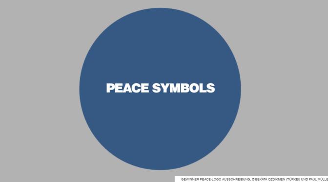 L. Bekata Özdikmen, Yeni Barış Logosu yarışmasını kazandı