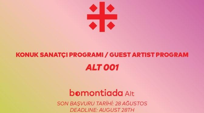 Alt'tan konuk sanatçı programı: Alt 001