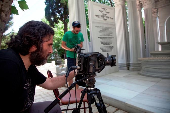 """""""Balyanlar: Kültürel Mirasın Peşinde"""" belgeseli çekimlerine başlandı"""