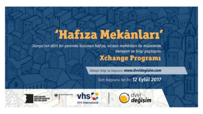 """Hrant Dink Vakfı ve DVVI'den """"Hafıza Mekanları"""" değişim programı"""