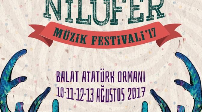 Nilüfer Müzik Festivali 10-13 Ağustos tarihleri arasında Balat Atatürk Ormanı'nda