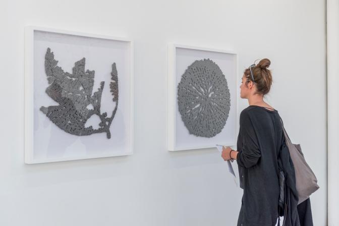 "Sevil Dolmacı Art Consultancy'de ""Seed Syllables"""