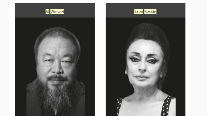 Hrant Dink Ödülü, Ai WeiWei ve Eren Keskin'e verildi