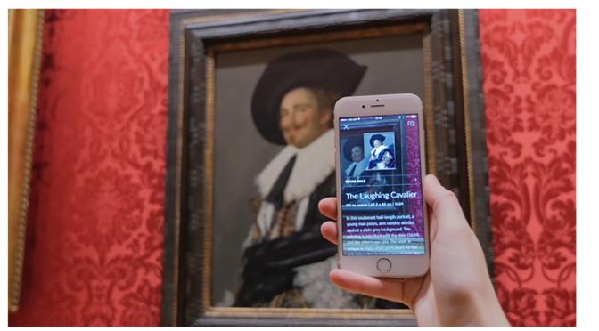 Sanat dünyasının Shazam'ı: Smartify