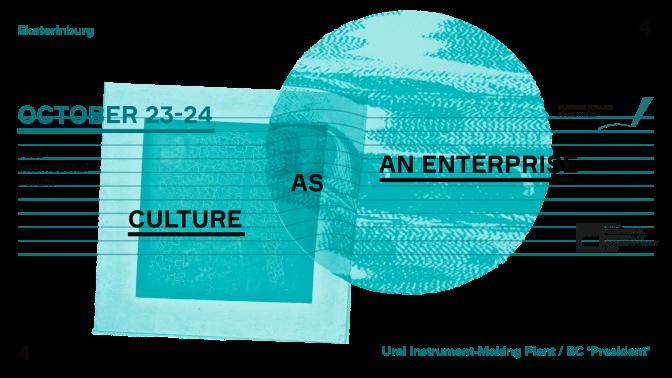 Culture as an Enterprise kültürel ekonomi ve yaratıcı endüstrileri tartışıyor