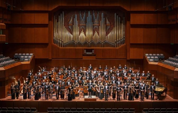 Borusan İstanbul Filarmoni Orkestrası yeniden Avrupa turnesinde