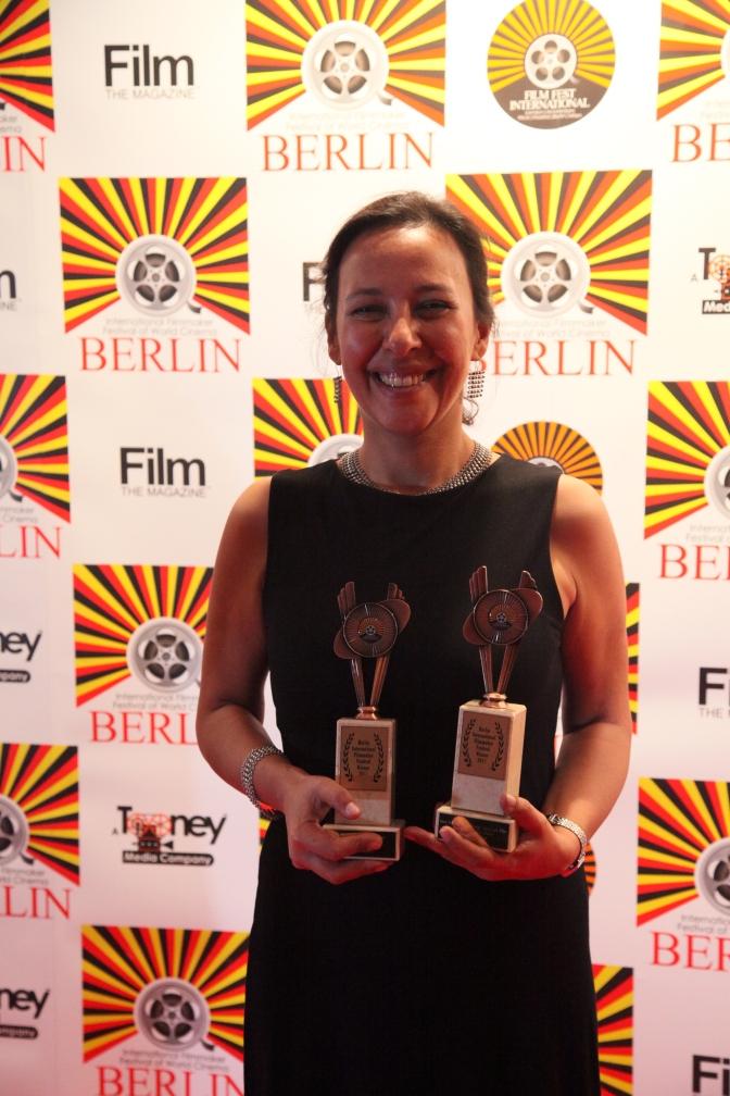 Suda Balık'a Berlin'den Ödül