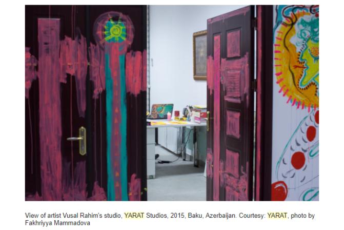 YARAT sanatçı rezidans programı başvuruları devam ediyor