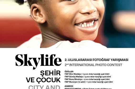 Türk Hava Yolları 2. Uluslararası Skylife Fotoğraf Yarışması Başlıyor