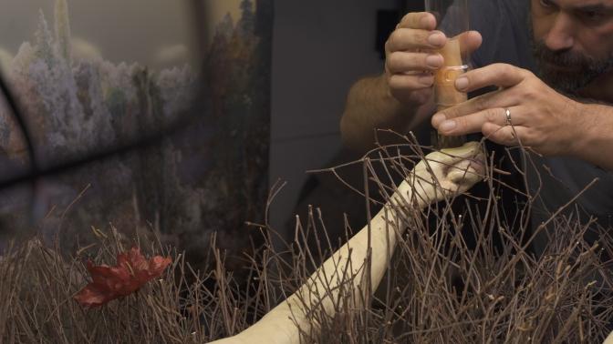 """Galerist'te Serkan Özkaya'nın yeni sergisi """"Bekleyeceğiz"""""""