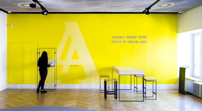 Yararlı Sanat Ofisi Buluşması SALT Galata'da