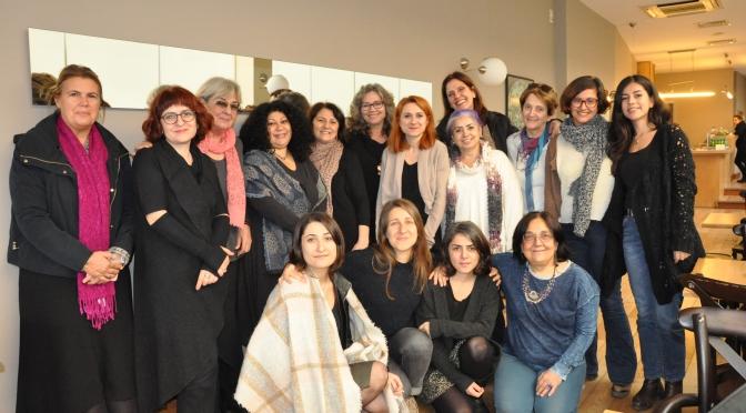 Filmmor ve Uçan Süpürge Kadın Filmleri Festivalleri'nden dayanışma