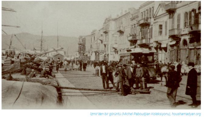 İzmir ve Çevresi: Toplumsal, Ekonomik ve Kültürel Değişimin Yüz Yılı Konferansı