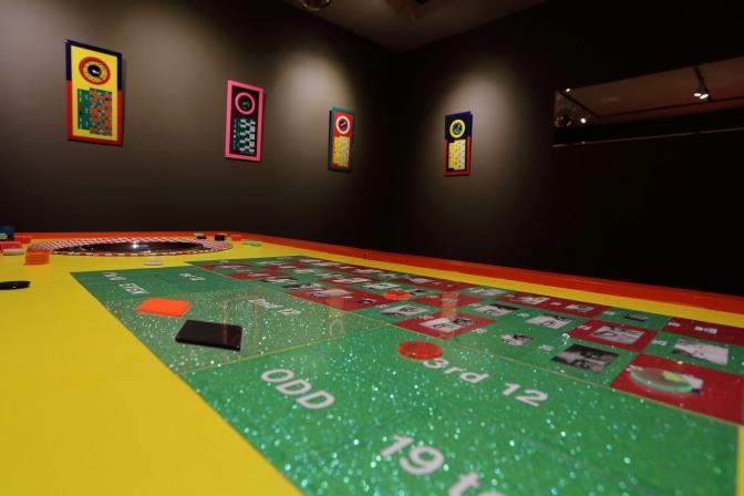 """Merdiven Art Space'de """"Love Game"""""""