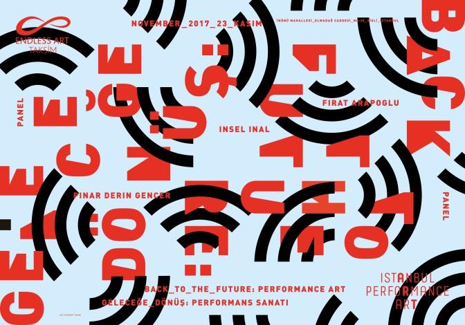 Geleceğe Dönüş: Performans Sanatı başlıklı panel 23 Kasım'da gerçekleşiyor