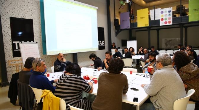 Kadıköy Tiyatrolar Platformu'ndan çalıştay