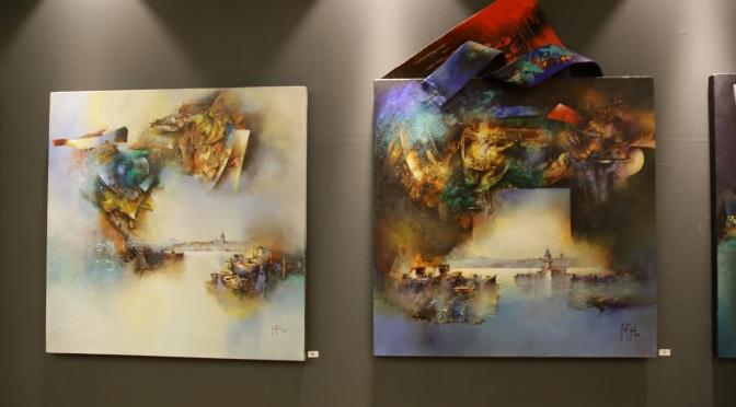 Galeri Işık'ta seramik ve resim bir araya geliyor